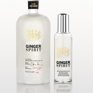 Nonino ginger spirit e nonino ginger twist